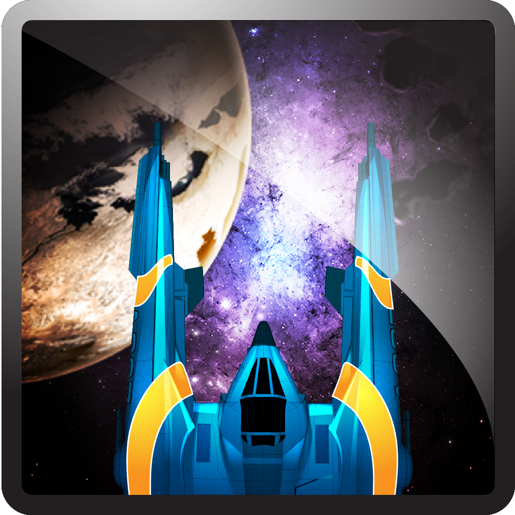 Space Craft Galaxy Wars - Finger Command Star Battle Into The Orion Darkness